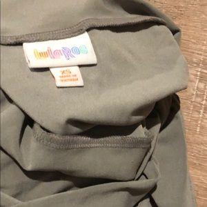 LuLa roe maxi skirt